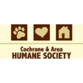 Cochrane and Area Humane Society