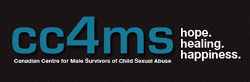 Canadian Centre for Male Survivors of Child Sexual Abuse (cc4ms)