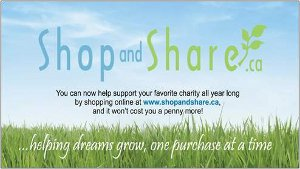 10 Free ShopandShare.ca Fridge Magnets